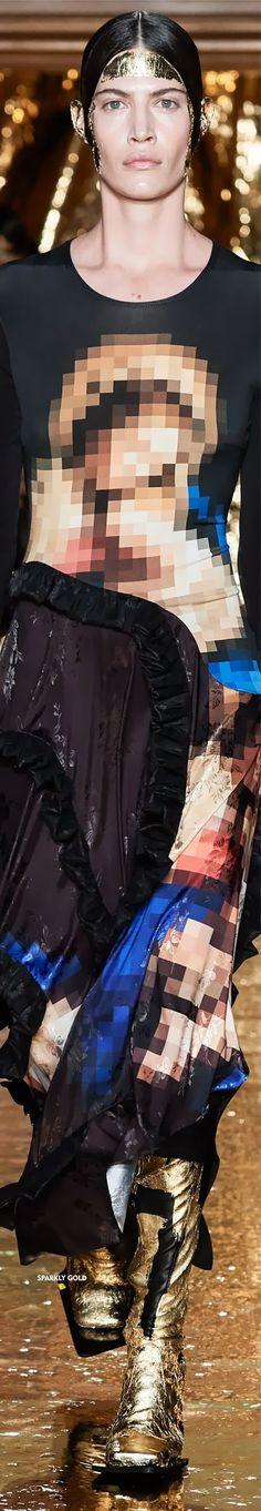 Preen by Thornton Bregazzi Fall 2020 RTW Thornton Bregazzi, Just Be Happy, Fashion Brands, Autumn Fashion, Runway, Ruffle Blouse, Couture, Guys, People