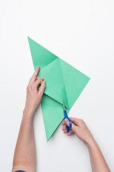 Origami Sandwich Pocket Step 4