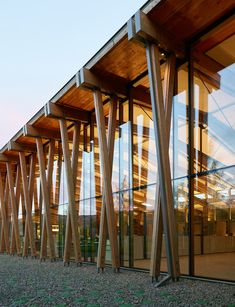 Fragments of architecture — Washington Fruit Produce HQ / Graham Baba...