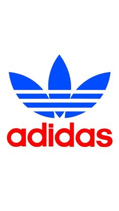 Old adidas logo. Who came up with the genius idea of a pyramid? Adidas Samba, Adidas Gazelle, Blue Adidas, Tumblr Stickers, Cute Stickers, Adidas Png, Adidas Concord Round, Adidas Iphone Wallpaper, Adidas Backgrounds