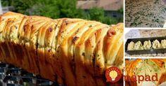 Trhaný cesnakový chlieb Sushi, Turkey, Meat, Ethnic Recipes, Food, Turkey Country, Essen, Yemek, Meals