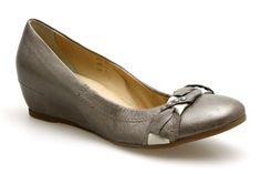 Escarpins compensés Mjus 244107 Bronze - Chaussures femme Mjus nouvelle collection printemps été 2014 - Shoes Paradise