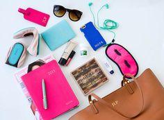 travel essentials,Beach Getaway Essentials, Haute Off The Rack, What to pack for the beach, Beach Jewelry, Beach Bags, Swimwear, Triangl, Travel Accessories, Gigi New York