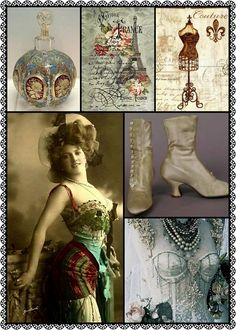 Dream Collage, Color Collage, Beautiful Collage, Cream Colour, Old Soul, Decoupage Paper, Color Pallets, Lovely Things, Mood Boards