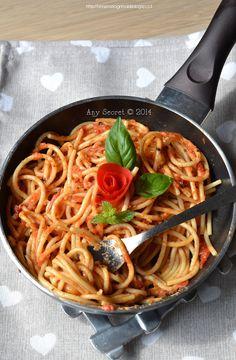 Spaghetti senz'acqua