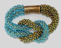 Bead Show: Bead Show Workshops & Classes: Friday June 7, 2013: B130468 TOHO Beads Presents: Kumihimo Love Knot Bracelet