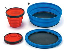 5c348abba3 Collapsible Cup and Bowl. Lee ValleyWoodworking ToolsGarden Pots