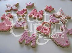 Cookies para el 1º Añito de Michelle