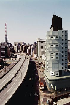 Nakagin Capsule Tower - Wikipedia, the free encyclopedia