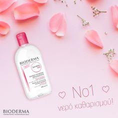 Στο i-Cure.gr μπορείτε να αποκτήσετε το Best Seller νερό καθαρισμού Bioderma Sensibio H20, στην χαμηλότερη τιμή της αγοράς, μόνο με 9,20€  😱 🛒 Κερδίστε και 5% επιπλέον έκπτωση με την εγγραφή σας