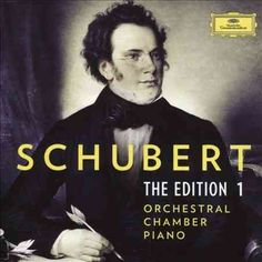 Various - Schubert: The Edition 1- Orchestral/Chamber/Piano