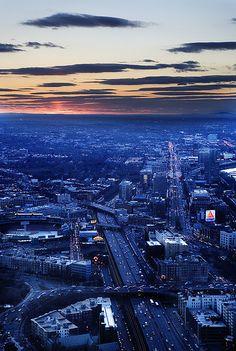 Boston, Massachusetts - visited December 2010, December 2011, December 2012, May 2013