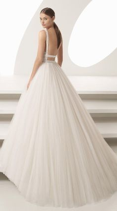 Wedding Dress Inspiration - Rosa Clara #weddingdress