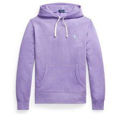Ralph Lauren Fleece, Polo Ralph Lauren, Polo Logo, Spring Outfits, Fleece Hoodie, Pullover, Hoodies, Purple Things, Kangaroo Pouch