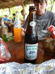 Belize Ambergris Caye, Corona Beer, Belize, Beer Bottle, Places Ive Been, Memories, Spaces, Drinks, Memoirs