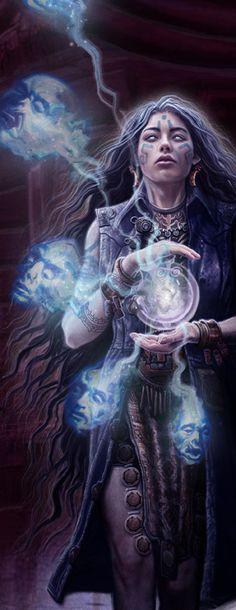 Shadowrun Occult Investigator Víctor Manuel Leza