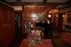 Craftsman House Interior