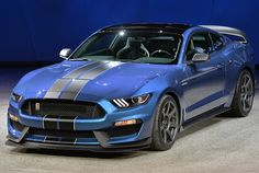 Ford Mustang Shelby GT350 R