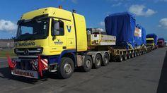 160 Tons Wartsila Engines for Ndola Power Sation