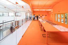 Colorful & Inventive Headquarter Office for MVRDV