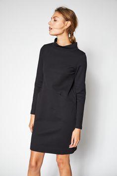 comfortable jersey dress GOTS - LANIUS Onlineshop