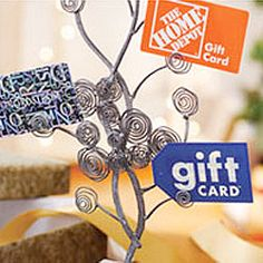 Gift card tree perfect for mom gift ideas pinterest gift gift card tree negle Choice Image