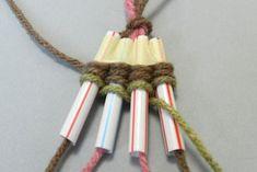 Kids Craft Woven Yarn Headband 6 (1)