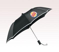 "Mini 42"" Arc Safety Custom Logo Umbrellas #Marketing #PromotionalProducts"