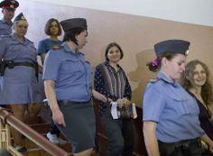 "soviet dress | Russian Female Cops In ""Dress"" Uniform Easy On The Eyes! in THEE RANT ..."