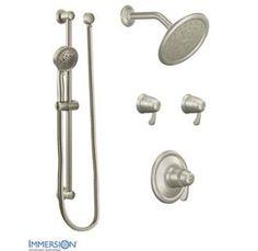Shop Moen Shower Faucets at FaucetDirect.com