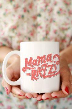 Mamarazzi Mug - photographer gift mug