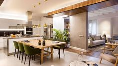 Suite for 10: cuando una casa parece un hotel.  Egue y Seta #Barcelona #Eixample #suitefor10