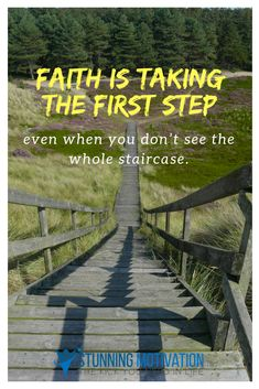 You must have faith to produce the success you want. When you have faith and you have the hope, you will take the action even if things seem bleak. Star Quotes, Lds Quotes, Qoutes, Inspirational Quotes, Act Time, Take The First Step, Girls Camp, Sobriety, Our Life