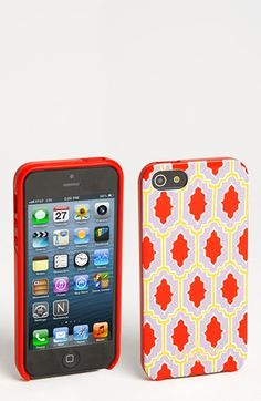 kate spade new york 'palm springs - tiles' iPhone 5 case available at #Nordstrom