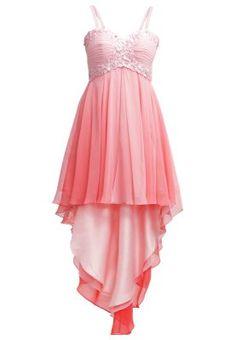 Robes de soirée Luxuar Fashion Robe de cocktail - coralle corail  240,00 € a2921acc4e1