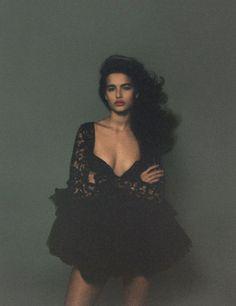Chiara Scelsi by Quentin de Briey for Vogue México & Latin America February 2018