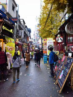 Everyday Seoul