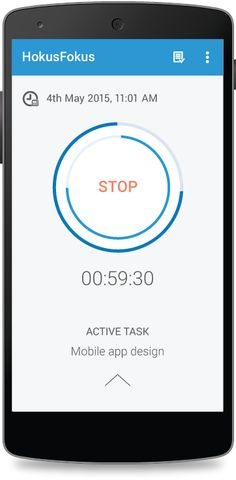 HokusFokus : Productivity Concept