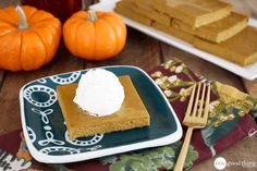 If you're looking for a gluten-free or low-carb pumpkin pie, look no further! This crustless pumpkin pie is the creamy and delicious answer.