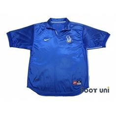 Photo1: Italy 1998 Home Shirt - Football Shirts,Soccer Jerseys,Vintage Classic Retro - Online Store From Footuni Japan