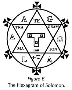 THE CLOSED CONSPIRACY: THE POLITICAL IDEOLOGY OF THE SEAL OF SOLOMON (c) John Paul Jones, 2008