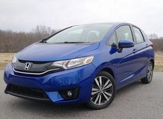 This meek 130hp Fit will have to do IF we HAVE to have a car...rather the HR-V.