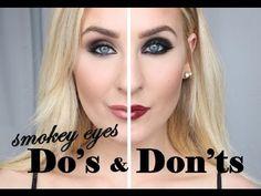 HOODED EYES - Så här trollar du bort det! DO & DONT! - YouTube