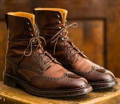 Crockett & Jones Islay boots by SF user patrick_b