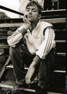 Damon Albarn is really and geniuenly a cool person, a real person, you know? Doesn't give into the bullshit.