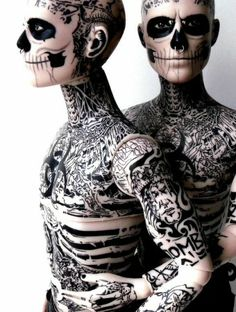 I want a Zombie Boy doll!! About Zombie Boys: Zombie Boys Rico and Ric model.