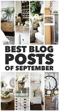 Best blog posts of S