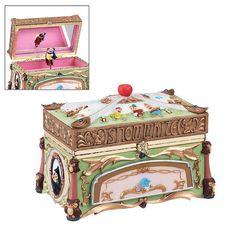 Disney Princess Music Box Reconstructions - Disney Princesses