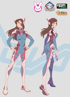 Character Poses, Female Character Design, Character Design References, Character Concept, Character Art, Concept Art, Overwatch Comic, Overwatch Video Game, Overwatch Fan Art