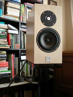 Eryk S Concept loudspeakers